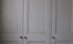 PATINATED CABINETRY
